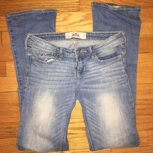 Denim - Hollister bootcut jeans